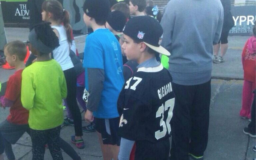 Conor – LA Marathon