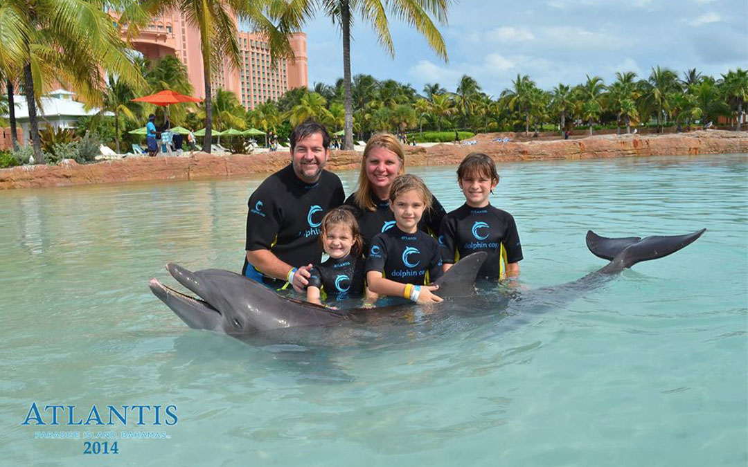 Carrey Dewey, Disney Cruise 2014