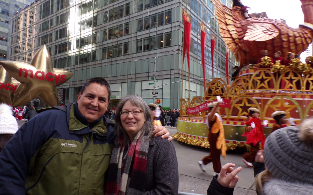 Bucket List: Macy's Thanksgiving Day Parade
