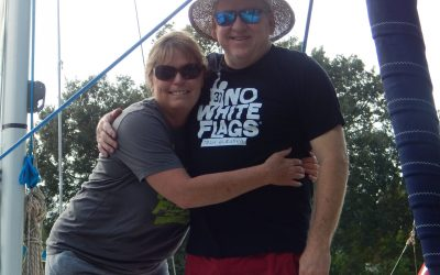 Sailing Around Florida in 31 Days